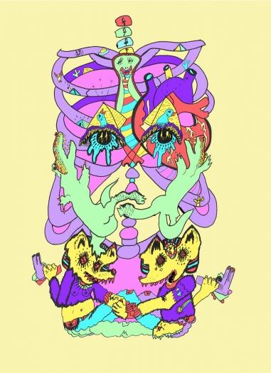 Color Splinters